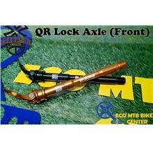 DA BOMB QR Lock Axle (Front)