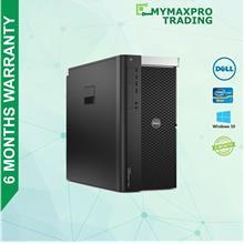 Dell Precision T7600 Xeon E5-2650 16GB 1TB Quadro 6000 Win 7 Pro