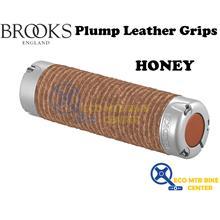 BROOKS Plump Leather Grips