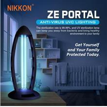 NIKKON LIGHTING ZE PORTAL ANTI VIRUS UVC LIGHTING