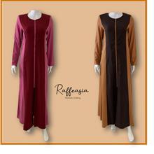 [CLEARANCE] RAFFEASIA JUBAH NURSING MODERN DESIGN MUSLIMAH STYLE DRESS