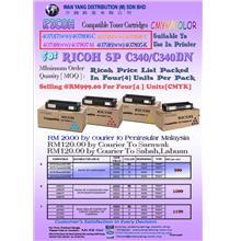 RICOH SPC 340 / SPC 340DN CMYK / COLOUR COPIER