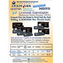 LEXMARK E120/E120N Compatible MONO Toner Cartridge