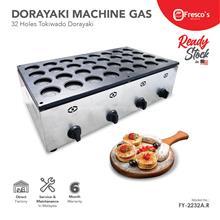 Tokiwado Dorayaki 32 Holes Gas Pancake Japanese Red Bean Cake Machine
