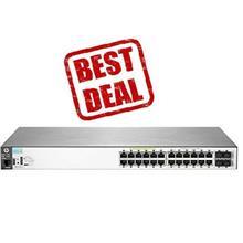HP Aruba 2530 24G PoE+ Switch J9773A **FREE USB DRIVE 32GB**