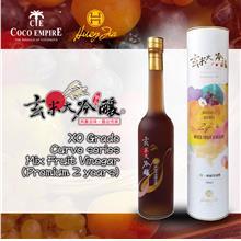 Premium Vinegar -Mix Fruit /玄米大吟釀 - 曲線-果漾醋 (500ml)