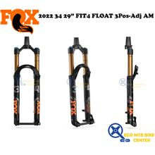 FOX Fork 2022 34 FIT4 FLOAT 3Pos-Adj AM
