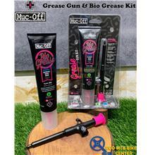 MUC-OFF Grease Gun & Bio Grease Kit