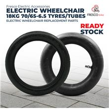 Electric Wheelchair Tyre/Tube 70/65-6.5