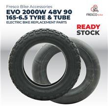 Evo Scooter 2000W 48V 9065-6.5 Tyre & Tube