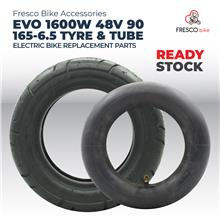 Evo Scooter 1600W 90 165-6.5 Tyre & Tube