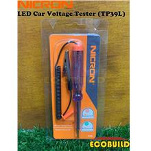 NICRON LED Car Voltage Tester (TP39L)