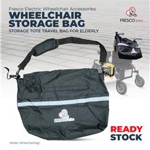 Wheelchair Backpack Wheechair Storage Bag