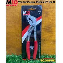 """M10 WaterPump Pliers 8"""" D4-8"""