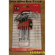 Torx Allen Key T1119