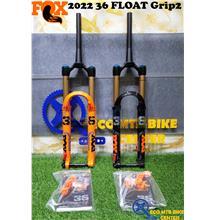 FOX 2022 36 FLOAT Grip 2 29er 160 Travel 44mm Rake