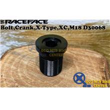 RACEFACE Bolt, Crank, X-Type, XC, M18 D30068