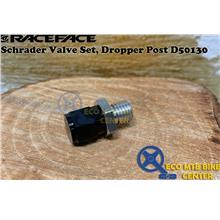 RACEFACE Schrader Valve Set, Dropper Post D50130