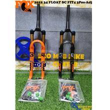 FOX 2022 34 FLOAT SC FIT4 3Pos-Adj 29er 44mm Rake