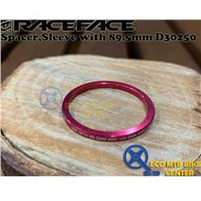 RACEFACE Spacer, Sleeve with 89.5mm D30250