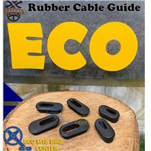 DA BOMB Rubber Cable Guide For Sentinel 29 Frame