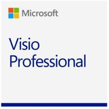 MICROSOFT Visio Professional 2019 ESD D87-07425
