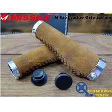MISSILE Grips GL-079PB Leather