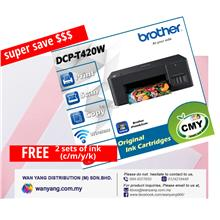 Brother DCP-T420  4 IN 1 COLOUR INKTANK PRINTER