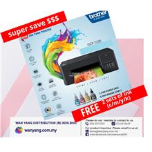 Brother DCP-T220  3 IN 1 COLOUR INKTANK PRINTER