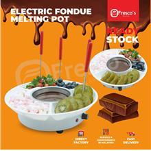 Electric Fondue Chocolate Melting Pot DIY
