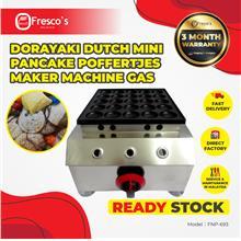Dorayaki Dutch Mini Pancake Poffertjes Maker Machine Gas