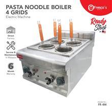 Pasta Noodle Boiler 4 Grids Electric