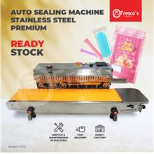 Fresco Auto Sealing Machine Stainless Steel Premium