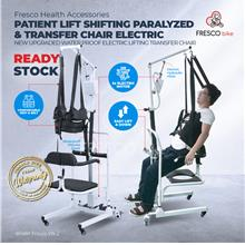 Patient Lift Shifting Paralyzed Electric Transfer Chair