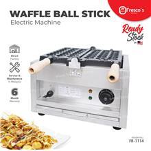 10.10 PROMO !! Fresco Waffle Ball Stick Electric Machine