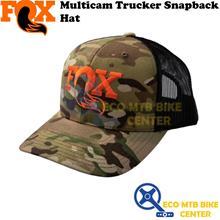 FOX Multicam Trucker Snapback Hat Camo