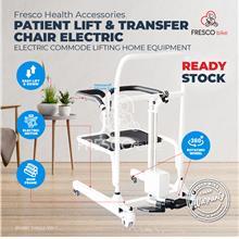 Fresco Electric Transfer Chair Powered Nursing Transfer Lift