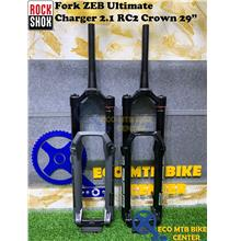 ROCKSHOX Fork ZEB Ultimate Charger 2.1 RC2 Crown 29' Boost 15X110