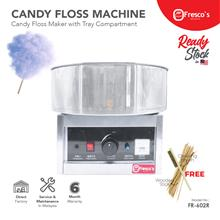 Candy Floss Machine Gas Commercial Cotton Candy