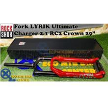ROCKSHOX Fork LYRIK Ultimate Charger 2.1 RC2 Crown 29' Boost 15X110