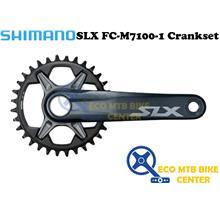 SHIMANO SLX Hollowtech II MTB Crankset 12Speed FC-M7100-1