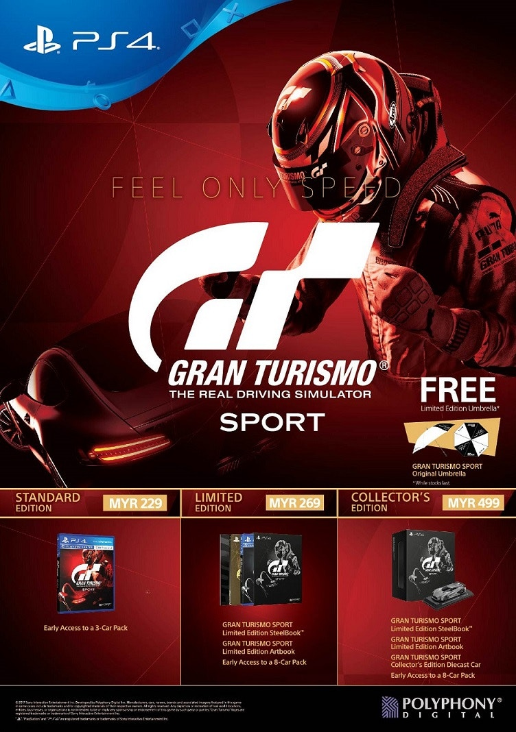 Wts Techraid Ps4 Store Games Gt Sport Standard Edition R3 Information Of Coming And Freebies
